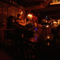 Photo taken at The Field Irish Pub & Eatery by Steven R. on 10/6/2012