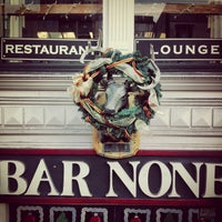 Photo taken at Bar None by Ian W. on 1/19/2013