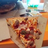Photo taken at Domino's Pizza by Melisa O. on 8/8/2013