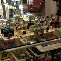 Photo taken at Lomography Gallery Store New York by Jay F. on 12/21/2012