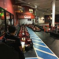 Photo taken at K1 Speed by Frank L. on 8/5/2016