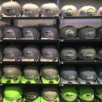 Photo taken at The Pro Shop at CenturyLink Field by Frank L. on 4/28/2016