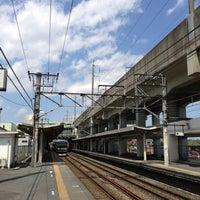 Photo taken at Ishibashi Station by Hiroshi F. on 4/28/2013