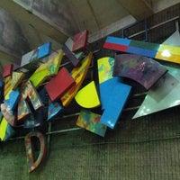 Photo taken at MBTA Davis Square Station by Adí on 12/30/2012