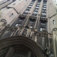 Photo taken at Masonic Temple by Angel P. on 12/2/2012
