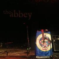 Photo taken at Abbey Pub by Gabriel D. on 3/30/2013