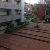 Photo taken at Universidad De Envigado by Kmilo V. on 10/28/2013