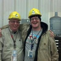 Photo taken at OPPD Fort Calhoun Station by Daren F. on 2/25/2013