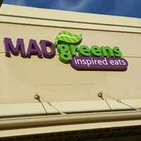 Photo taken at MAD Greens - Inspired Eats (Park Meadows) by Katy K. on 6/3/2016