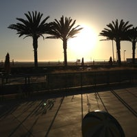Photo taken at Annenberg Community Beach House by Niels S. on 2/21/2013