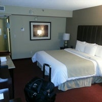 Photo taken at Embassy Suites by Hilton West Palm Beach Central by Shaun on 11/28/2012