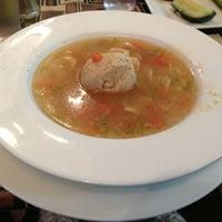 Photo taken at Rubin's Kosher Delicatessen by Tiffany W. on 2/3/2013