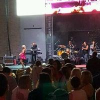Photo taken at Kansas City Power & Light District by 🐾Vet Tech Barbie🐾 on 8/29/2016