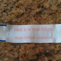 Photo taken at Panda Express by 🐾Vet Tech Barbie🐾 on 11/3/2012
