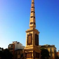 Photo taken at Plaza de la Merced by Marivi R. on 9/23/2012