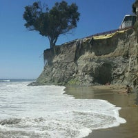 Photo taken at Isla Vista Beach by Delo K. on 9/7/2015