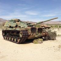 Photo taken at General Patton Memorial Museum by David H. on 3/25/2013