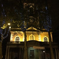 Photo taken at St Mary's Church by Stephen B. on 11/19/2014