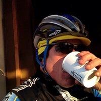 Photo taken at Caribou Coffee by John P. on 3/29/2013
