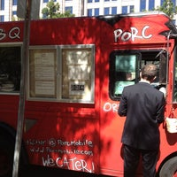 Photo taken at PORC (Purveyors Of Rolling Cuisine) by John T. on 9/17/2013