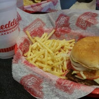 Photo taken at Freddy's Frozen Custard & Steakburgers by Karly D. on 8/8/2015