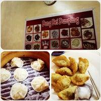 Photo taken at Dong Bei Dumpling by Angelique Joei B. on 7/30/2013