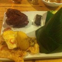 Photo taken at Cibiuk restoran by Nausa N. on 10/11/2012