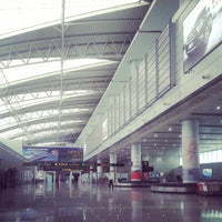 Photo taken at Guangzhou Baiyun Int'l Airport (CAN) by Azreen N. on 5/2/2013