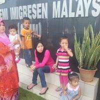 Photo taken at Akademi Imigresen Malaysia by nurul_faezah on 10/20/2013