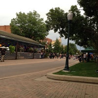 Photo taken at Downtown Greeley by Robb C. on 8/23/2014