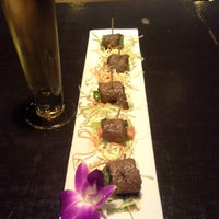 Photo taken at Osha Thai Noodle Cafe by Clara C. on 5/21/2013