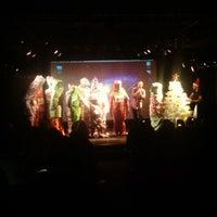 Photo taken at SoHo Playhouse by Jason T. on 12/14/2012