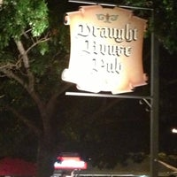 Photo taken at Draught House Pub & Brewery by C K. on 10/28/2012