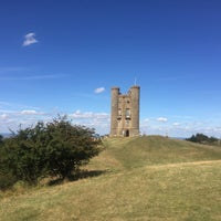 Photo taken at Broadway Tower by Heidrun S. on 8/26/2016