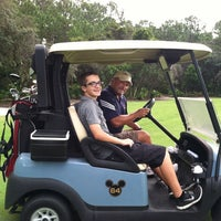 Photo taken at Disney's Osprey Ridge Golf Course by Christopher H. on 8/4/2013