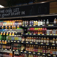 Photo taken at Whole Foods Market by Stephanie E. on 7/18/2013