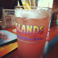Photo taken at Islands Restaurant by Natalia C. on 10/21/2012