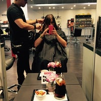 Photo taken at Mikel's Paul Mitchell  Experience by Natalie on 8/27/2015