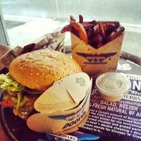 Photo taken at BurgerFuel by Craig C. on 12/28/2013