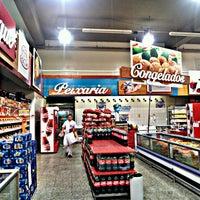 Photo taken at Carrossel Supermercados by Henrique J. on 6/12/2013
