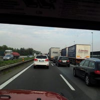 Photo taken at A4 - Barriera «Milano Ghisolfa» by Stefano L. on 10/5/2012