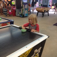 Photo taken at Carolina Beach Arcade by Brian R. on 8/10/2014