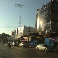 Photo taken at Saeng Phet Intersection by Jittakorn J. on 1/26/2013