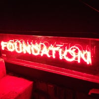 Photo taken at Foundation by Ryan B. on 2/21/2013