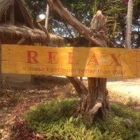 Photo taken at Relax Bay by Kjersti N. on 3/19/2014