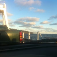 Photo taken at Petit Passage Ferry by Dave K. on 10/29/2013