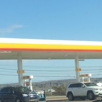 Photo taken at Shell by Dave K. on 5/12/2014