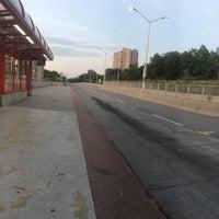 Photo taken at Billings Bridge Station by Jay L. on 7/13/2016
