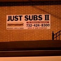 Photo taken at Just Subs by ANDREW on 11/22/2012