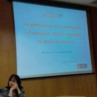 Photo taken at CCOO by Josep Maria L. on 5/4/2015